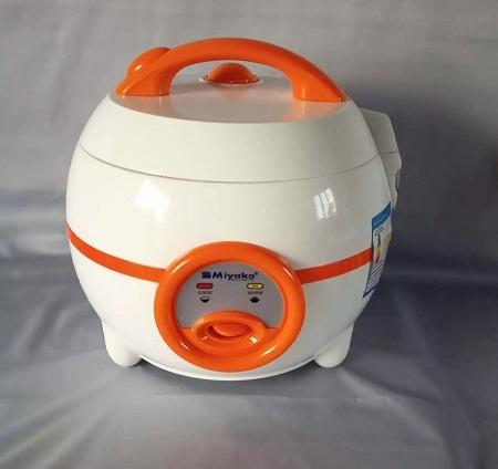 Miyako Mini Rice Cooker 0.8LTR MCM-P06