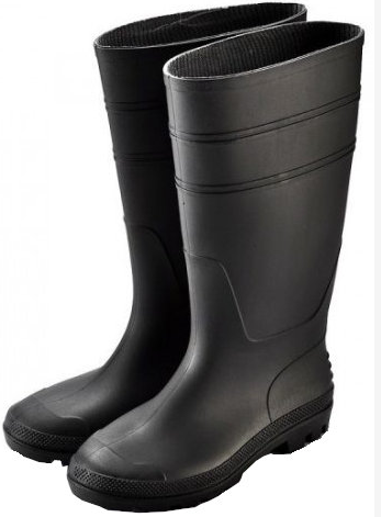 Industrial Fire Safety Gumboot