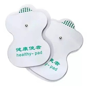 Therapy 1 Pear Pads Body Machine Massager – White